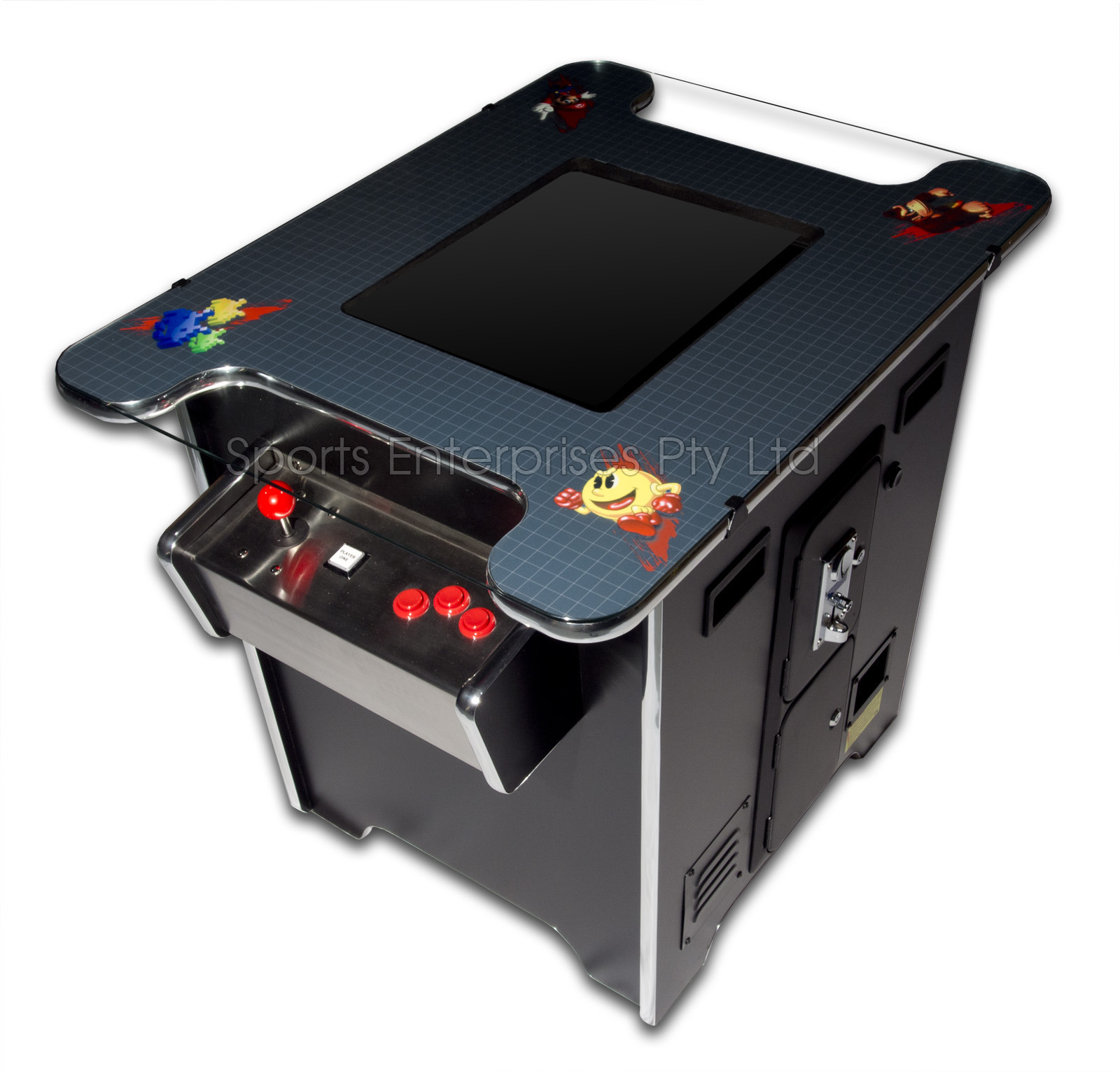 Cocktail Arcade Machine 60 Games In 1 Coffee Table Top