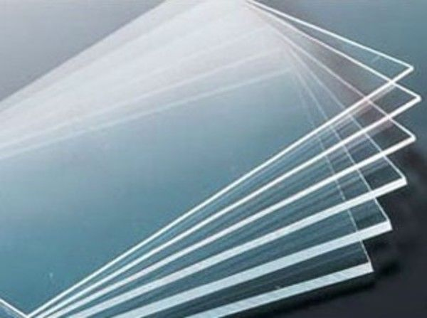 New clear acrylic perspex sheet 700x1175x2 5mm signs for Clear plastic sheets for crafts