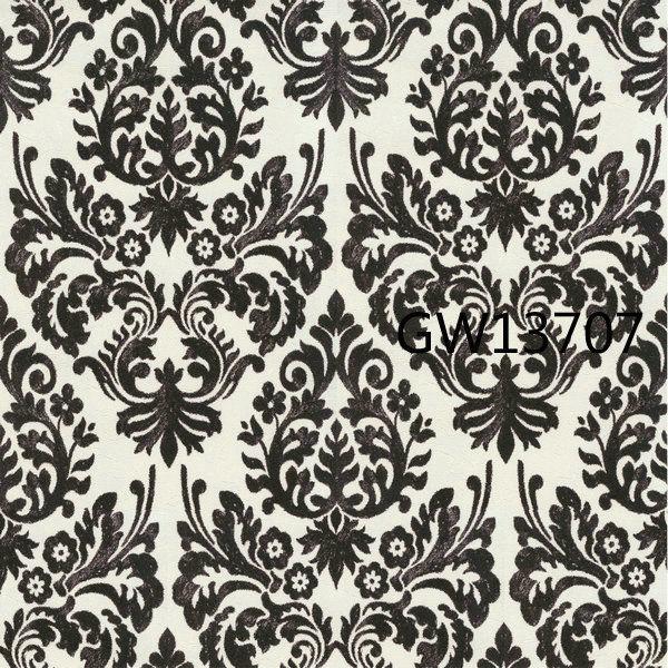 Kitchen Black And White Wallpaper